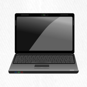 Laptop - Flexfit Baseballkappe