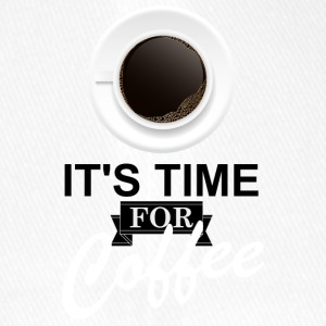 Coffee_time - Flexfit Baseballkappe