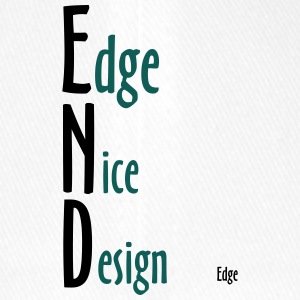 Edge_Nice_Design - Flexfit lippis