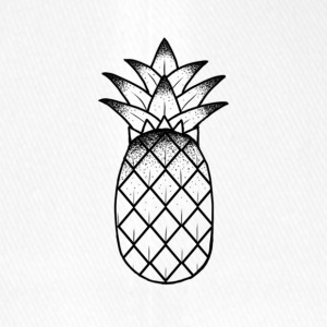 PINEAPPLE - Flexfit Baseball Cap
