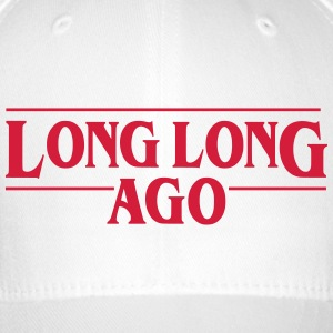 LONG LONG AGO Vector - Flexfit Baseball Cap