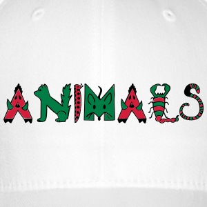 Animals - Animals - Flexfit Baseball Cap