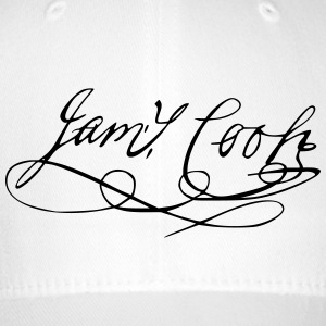 James Cook autograf - Flexfit baseballcap