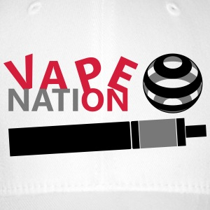 Vape On - vape Nation - Flexfit basebollkeps