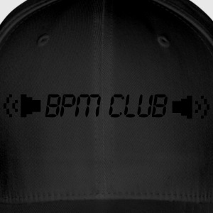 BPM motif Cult Club - Casquette Flexfit