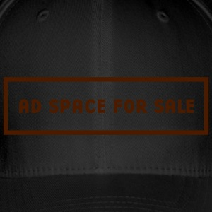 Advertising Space For Sale - Flexfit Baseball Cap