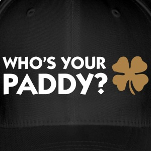 Who's Your Paddy? - Flexfit Baseball Cap