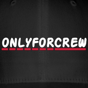 Only for crew - Flexfit Baseball Cap