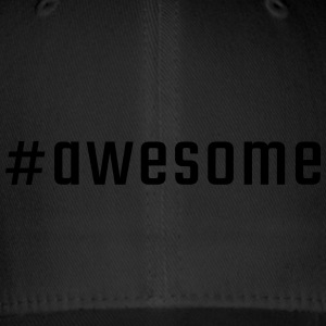 #awesome - Casquette Flexfit