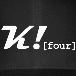 K_Four_Merch - Casquette Flexfit