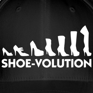 The Evolution Of Shoes - Flexfit Baseball Cap