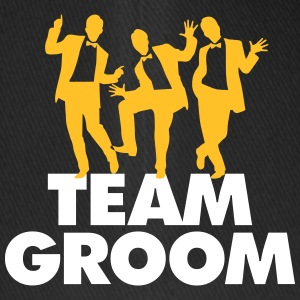 Team Groom! - Flexfit baseballcap