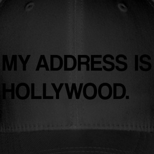 hollywood utforming - Flexfit baseballcap