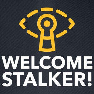 Welcome, You Stalker! - Flexfit Baseball Cap