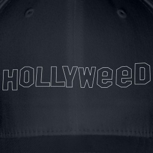 Hollyweed shirt - Flexfit baseballcap