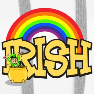 IRISH Pot Of Gold - Frauen Premium Hoodie