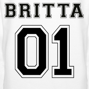 Britta 01 - Black Edition - Premium hettegenser for kvinner