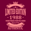 Limited Edition 1988 - Women's Premium Hoodie