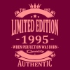 Limited Edition 1995 - Women's Premium Hoodie