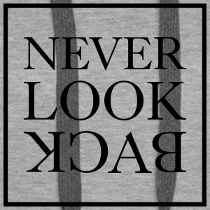 Never Look Back - CLEVELAND SHIRTS - Frauen Premium Hoodie