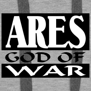 Ares _-_ God_Of_War - Women's Premium Hoodie