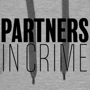 Partners in Crime - Frauen Premium Hoodie
