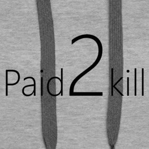 Paid2Kill - Premium hettegenser for kvinner