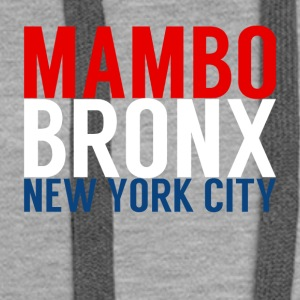 Mambo Bronx New York City - Salsa Dance Shirt - Premiumluvtröja dam