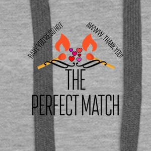 The perfect match - Women's Premium Hoodie