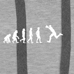 EVOLUTION baseball - Women's Premium Hoodie