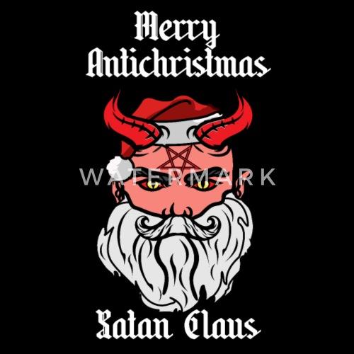 Anti Weihnachten Atheist Satan Teufel Geschenkidee von tattoostuff ...
