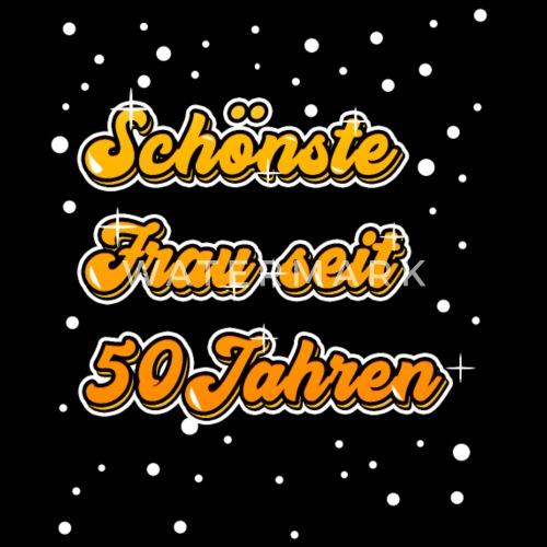 50 Geburtstag Shirt Geschenk Lustig Idee Frauen Premium Hoodie