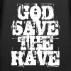 God Save The Rave - Sweat-shirt à capuche Premium pour femmes