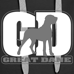 GREAT DANE GD - Premiumluvtröja dam