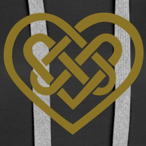 Celtic heart, symbol - infinite love & loyalty