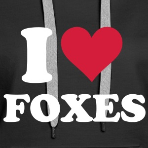I Heart Foxes