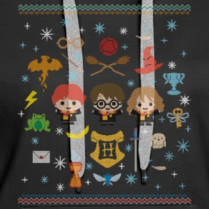 Harry Potter Ugly Christmas Chibi Design
