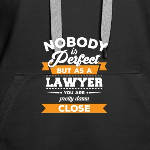 Lawyer Gift - attorney gift - attorney perfect - Women's Premium Hoodie