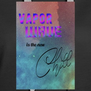 Vapor Wave is the new chill - Women's Premium Hoodie
