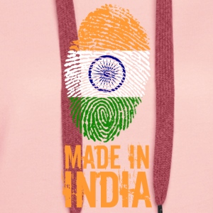 Made in India / Gemacht in Indien - Frauen Premium Hoodie