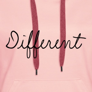 different collection - Women's Premium Hoodie