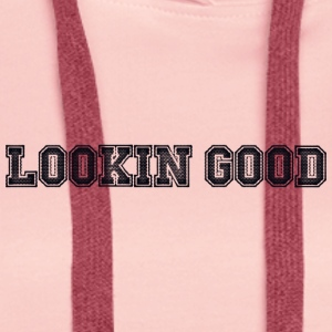 lookin God - Premium hettegenser for kvinner