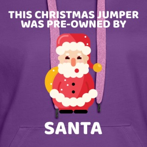 Christmas Jumper Pre-Owned by Santa