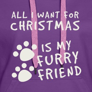 All I want this Christmas is my furry friend