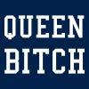 Queen Bitch - Sweat-shirt à capuche Premium pour femmes