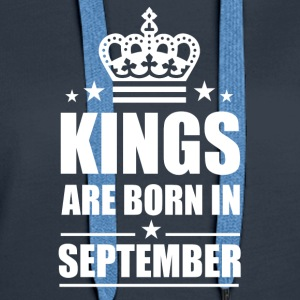 September King - Frauen Premium Hoodie