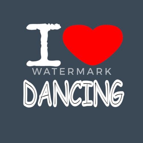 J AIME DANCING Sweat à capuche premium Femme   Spreadshirt 704a70c43bab