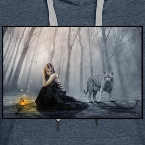 Lost in the Petrified Forest - Women's Premium Hoodie