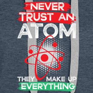ATOM Physicist Shirt - Women's Premium Hoodie