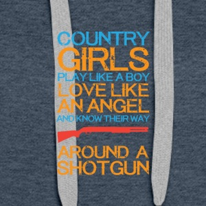 Country girls 01 - Women's Premium Hoodie